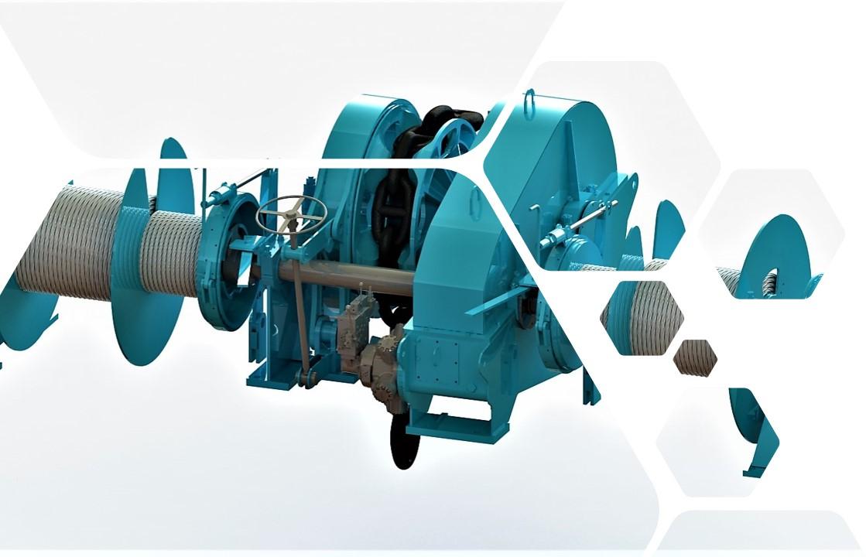 EYDE - DECK MACHINERY