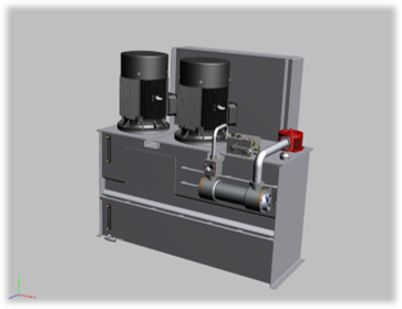 EYDE MOORING SOLUTION - DRIVE SYSTEMS