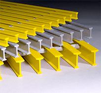 FRP Gratings (Fiberglass-Reinforced Polymer Gratings)