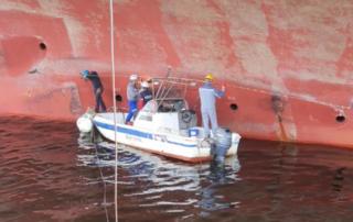 HMPS Korea (Hae Myung Project Services Co Ltd) Ship Repairs Yard Busan Korea