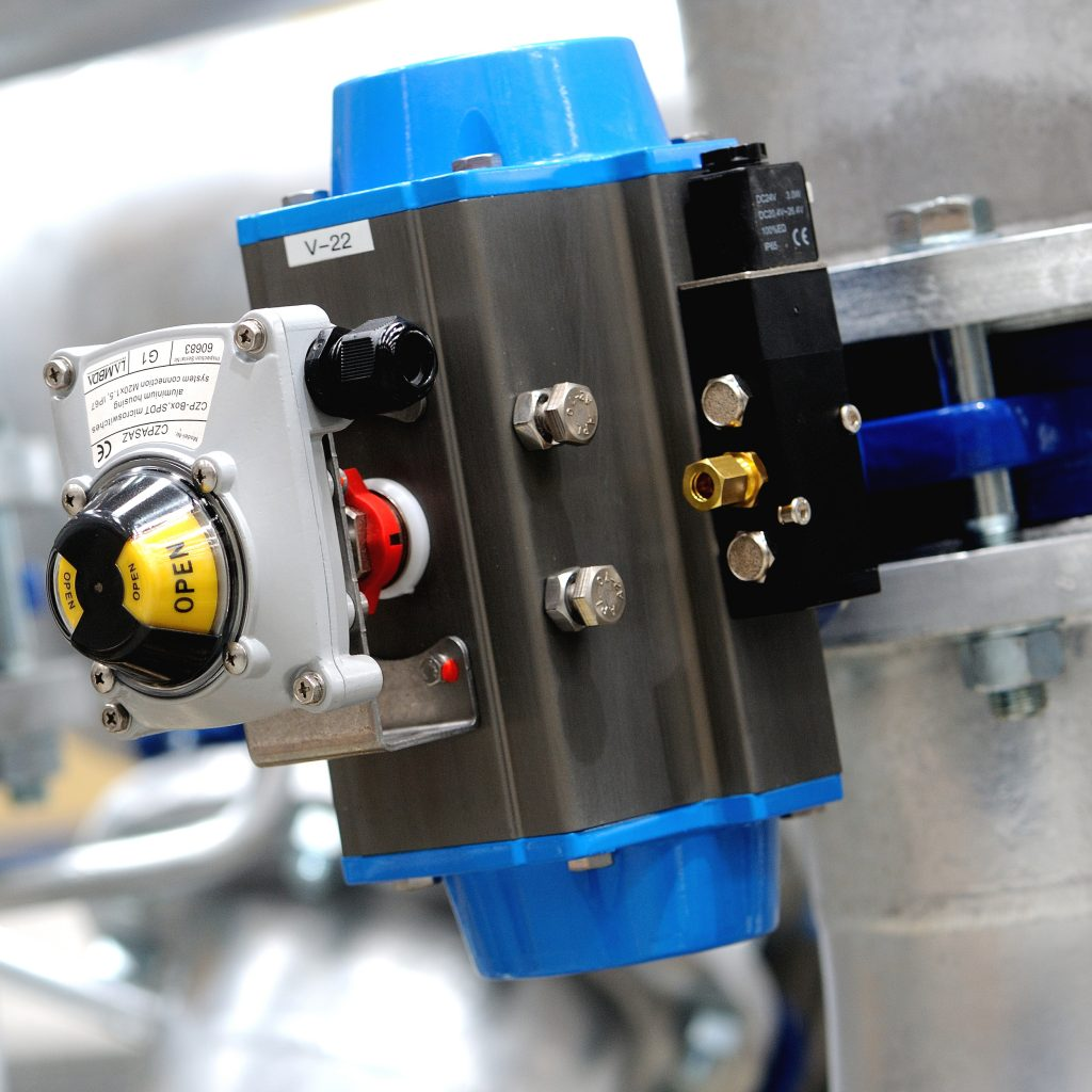 SKF Bluesonic Ballast Water Management System