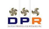 DUTCH PROPELLER REPAIR (DPR) LOGO